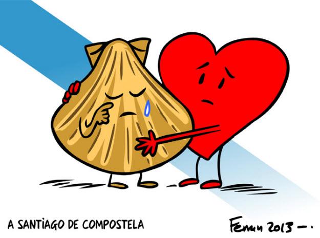 Viñeta del artista gráfico Ferrán Martín publicada en lainformacion.com