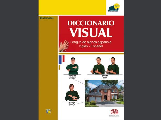 Imagen de la portada del diccionario trilingüe
