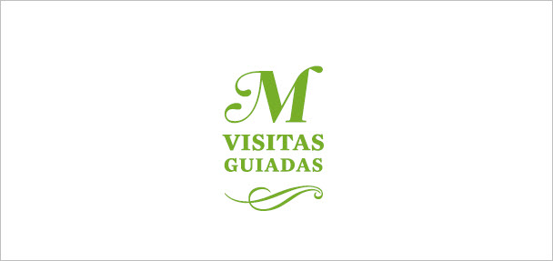 """Logotipo del servicio """"Madrid visitas guiadas"""""""