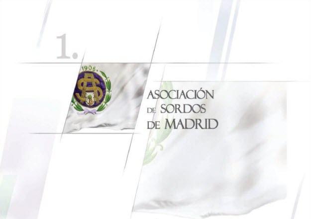 Imagen corporativa de ASORMADRID