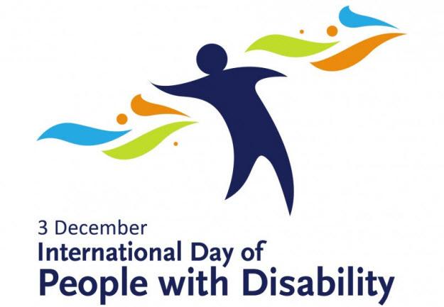 Cartel del Día Internacional de las Personas con Discapacidad 2013