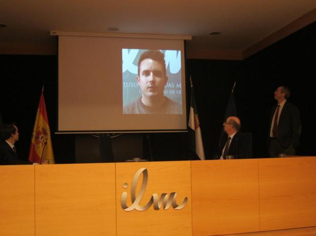 La UEx adapta los contenidos del B1 de inglés en el Instituto de Lenguas Modernas para alumnos con discapacidad auditiva