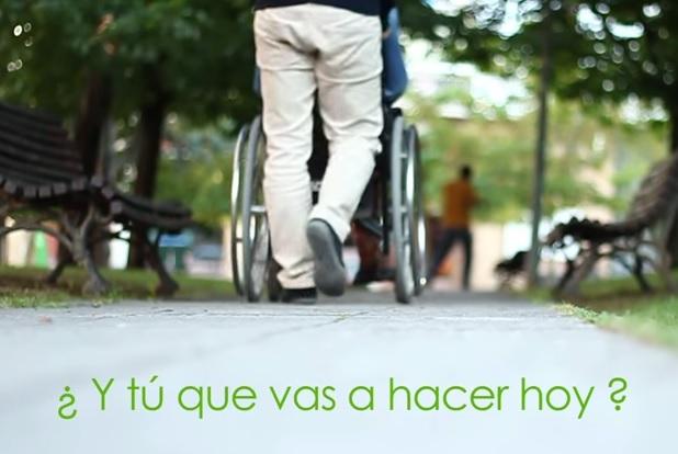 Campaña 'Y tú, ¿qué vas a hacer hoy?' en Navarra