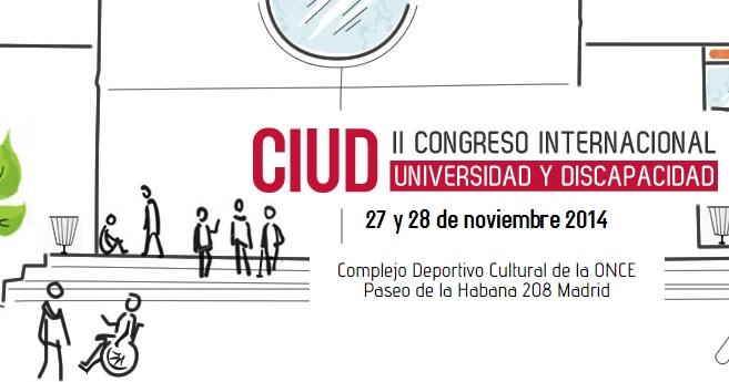 II Congreso Internacional Universidad y Discapacidad