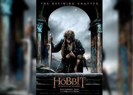 """""""El Hobbit: La batalla de los cinco ejércitos"""""""