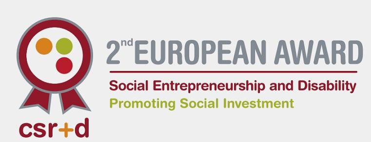 II Premio Europeo de Emprendimiento Social y Discapacidad