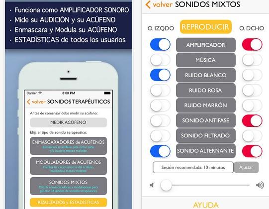 Esta app mejora la audición
