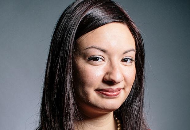 Leah Katz-Hernández, una más en la Casa Blanca. Foto: Greg Kahn