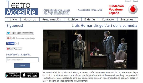 Teatro para todos en Madrid y Barcelona este fin de semana